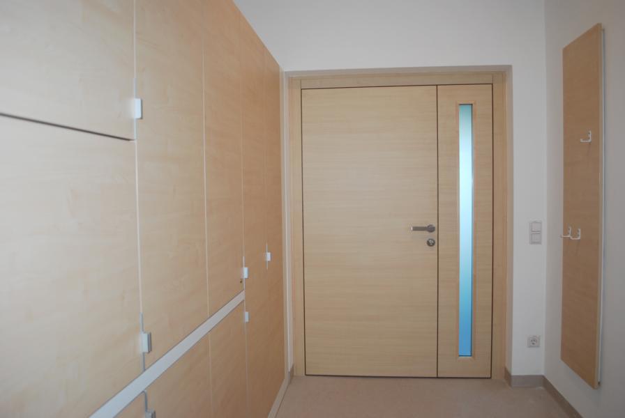 Pflegeheim Irdning; Innenraum; Eingangstür