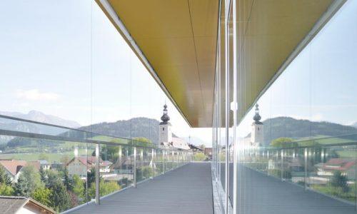 Pflegeheim Irdning; Balkon