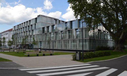 Kaiser-Franz-Josef-Spital; Außenansicht
