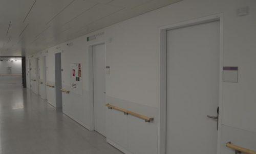 Kaiser-Franz-Josef-Spital; Krankenzimmer
