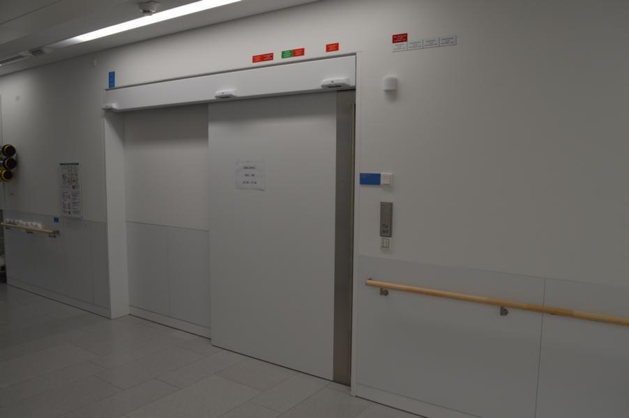Kaiser-Franz-Josef-Spital; barrierefrei