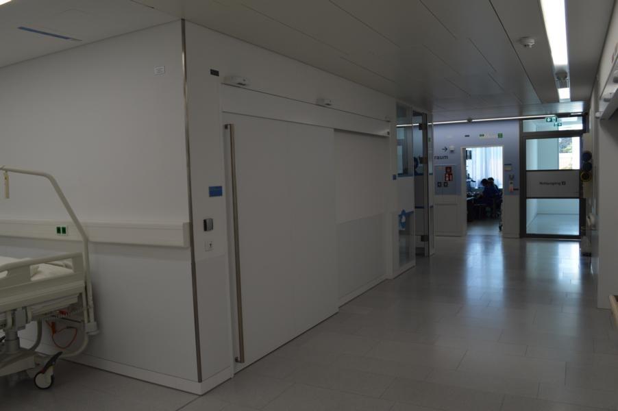 Kaiser-Franz-Josef-Spital; barrierefrei; Sondertuer; Funktionstuer
