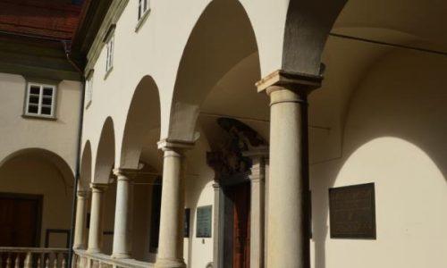 Landhaus Klagenfurt; Türen mit Füllungen; Feuerschutz