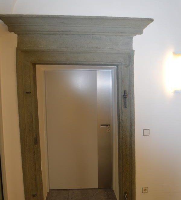 Landhaus Klagenfurt; Brandschutz; Schallschutz