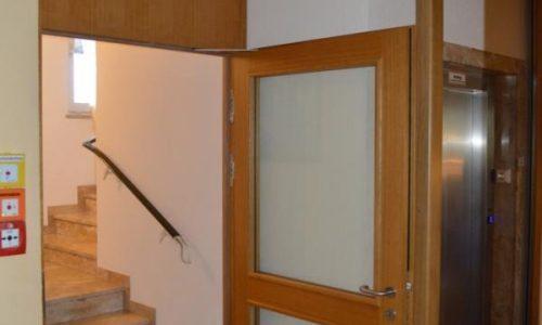 Pachernighof; Brandschutztüre