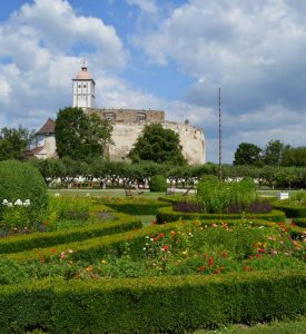 Renaissanceschloss Schallaburg_Außenansicht; Schallschutztueren