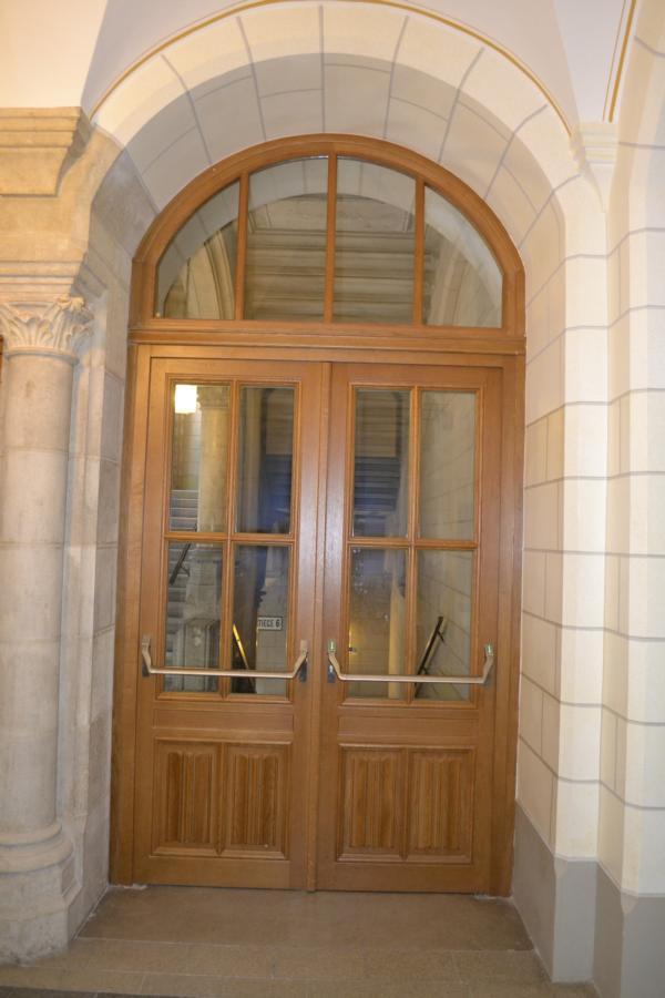 Wiener Rathaus; Denkmalschutz; Schallschutz