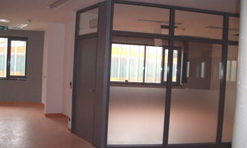 Brandschutztür; Brandschutztuer; Schallschützende Tür