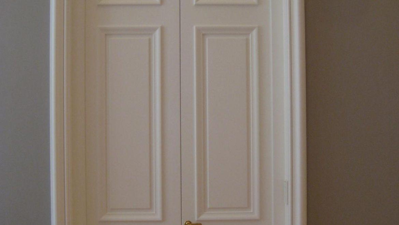 Einbruchhemmende Tür, Feuerschutztür, Schallschützende Tür