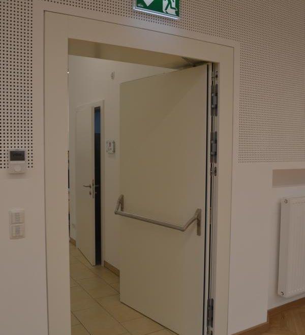Schallschutztüren