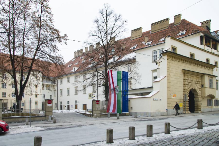 Alte Burg in Graz
