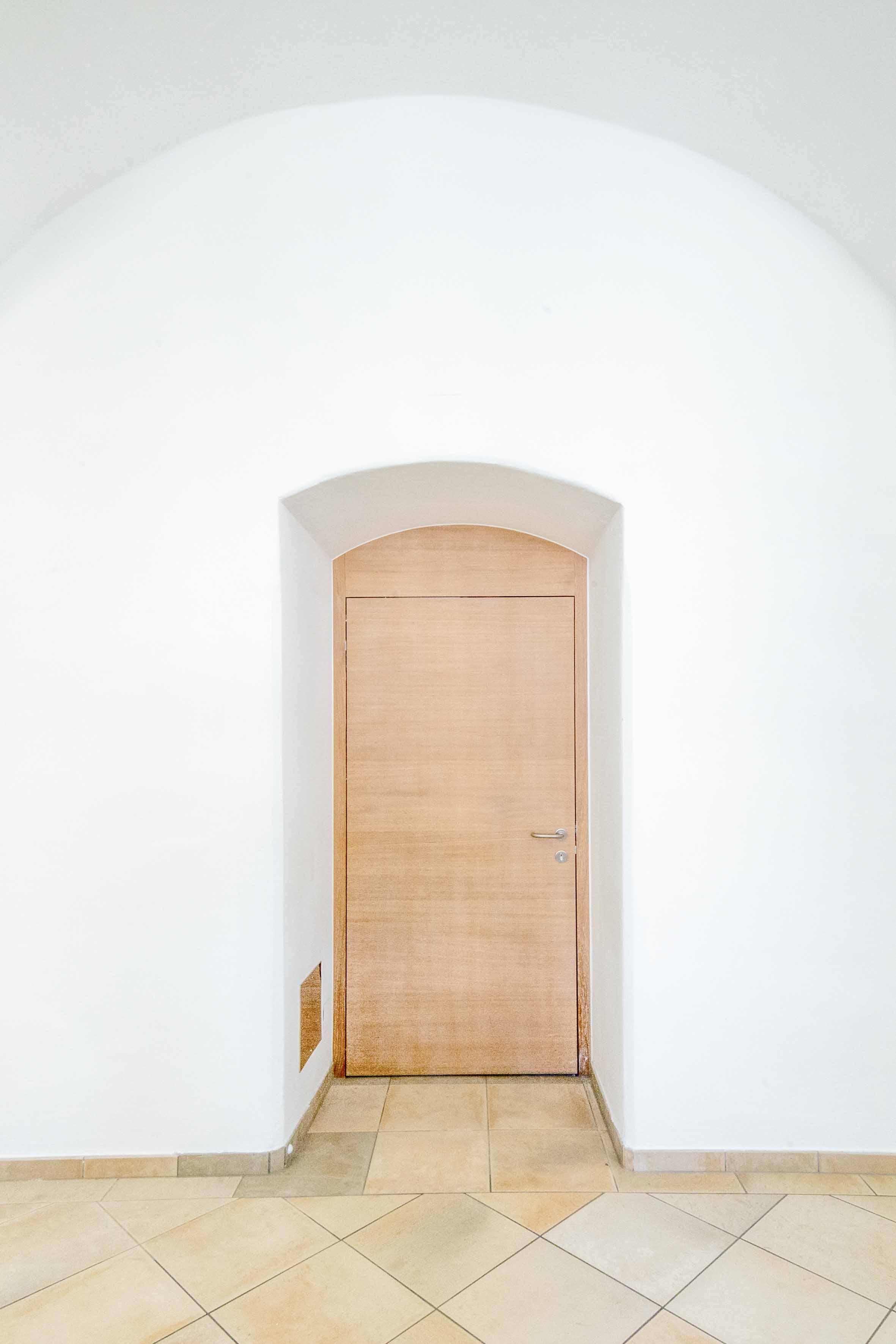 Sondertüren aus Holz