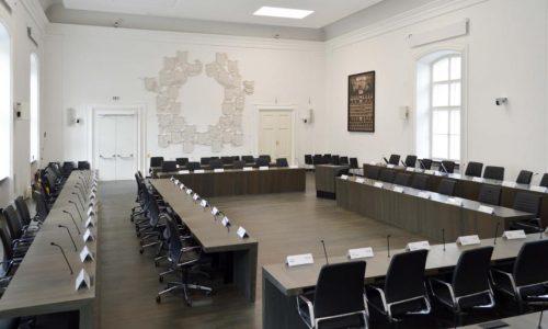 Landesregierung Salzburg Landtagssitzungssaal