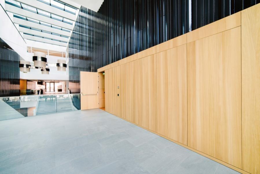 Funktiontüren aus Holz