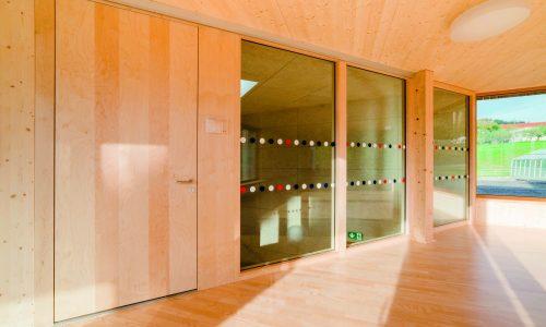 Sondertüren aus Holz von Unterwaditzer